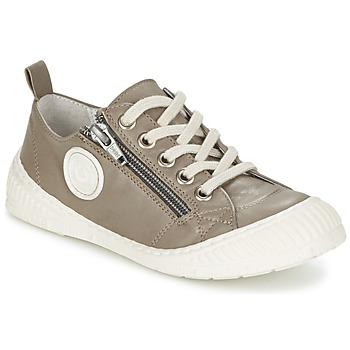 Schoenen Jongens Lage sneakers Pataugas ROCKY Kaki