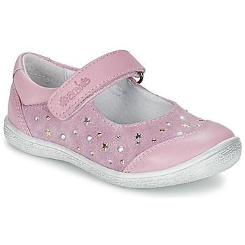 Schoenen Meisjes Ballerina's Acebo's DARKA Roze