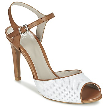 Schoenen Dames Sandalen / Open schoenen Perlato PINEDA Wit