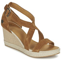 Schoenen Dames Sandalen / Open schoenen PLDM by Palladium WELLTON Bruin