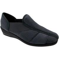 Schoenen Dames Sloffen Davema DAV7556gr grigio