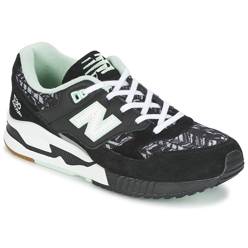 new balance w530 zwart wit