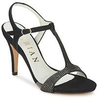 Schoenen Dames Sandalen / Open schoenen Marian ANTE FINO Zwart