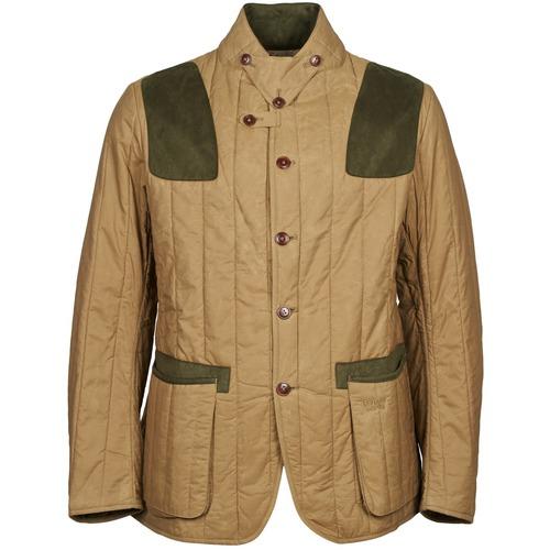 Textiel Heren Wind jackets Barbour Draghnet Beige