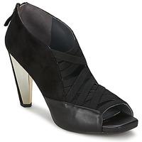 Schoenen Dames Sandalen / Open schoenen United nude LULU Zwart