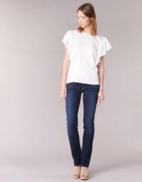 Textiel Dames Straight jeans Pepe jeans GEN Blauw / H06