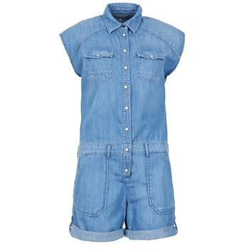 Textiel Dames Jumpsuites / Tuinbroeken Pepe jeans IVY Jeans