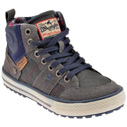 Schoenen Jongens Hoge sneakers Wrangler