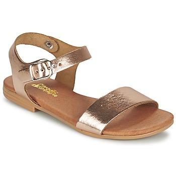 Schoenen Meisjes Sandalen / Open schoenen Citrouille et Compagnie JOUBI Koper
