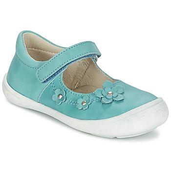 Schoenen Meisjes Ballerina's Citrouille et Compagnie MELINA BIS Blauw