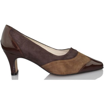 Schoenen Dames pumps Sana Pies SANAPIES CHAROL MOKA MARRON