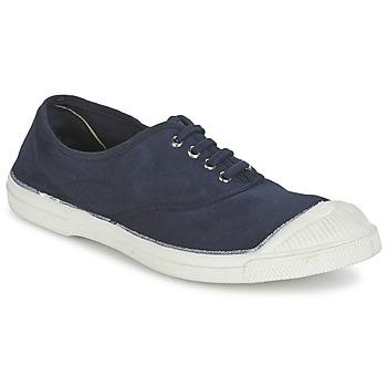 Schoenen Dames Lage sneakers Bensimon TENNIS LACET Marine
