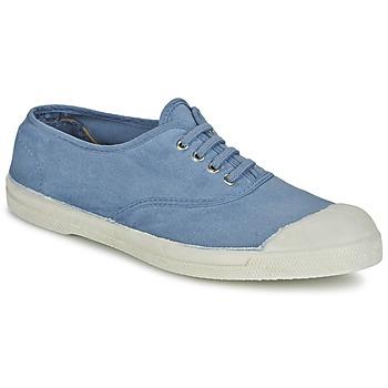 Schoenen Dames Lage sneakers Bensimon TENNIS LACET Blauw