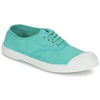 Schoenen Dames Lage sneakers Bensimon TENNIS LACET Turquoize