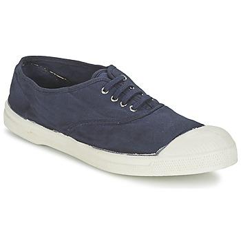 Schoenen Heren Lage sneakers Bensimon TENNIS LACET Marine