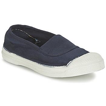 Schoenen Kinderen Lage sneakers Bensimon TENNIS ELASTIQUE Marine