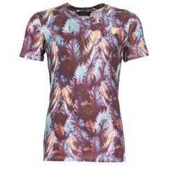 Textiel Heren T-shirts korte mouwen Eleven Paris BATHUG Multicolour
