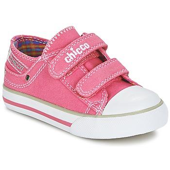 Schoenen Meisjes Lage sneakers Chicco CEDRO Roze