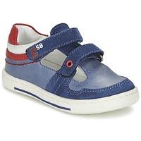 Schoenen Jongens Sandalen / Open schoenen Chicco CUPER Blauw