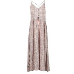 Textiel Dames Lange jurken Rip Curl SNAKE Roze