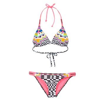 Textiel Dames Bikini Rip Curl CANCUN TRISET Multi