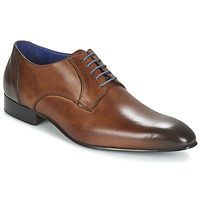 Schoenen Heren Derby Carlington EMRONE Bruin
