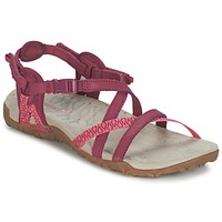 Schoenen Dames Outdoorsandalen Merrell TERRAN LATTICE II Roze