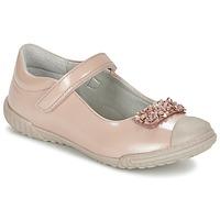 Schoenen Meisjes Ballerina's Mod'8 KOM Roze / Poeder