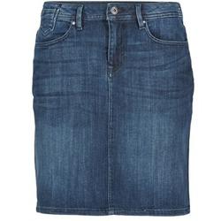 Textiel Dames Rokken Esprit MAFGA Blauw / Medium