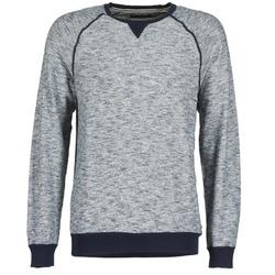 Textiel Heren Truien Esprit LOMALI Marine / Gevlekt / Grijs