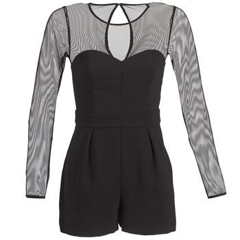 Textiel Dames Jumpsuites / Tuinbroeken BCBGeneration CHARLOTTE Zwart