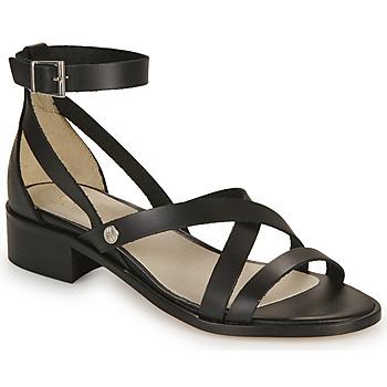 Schoenen Dames Sandalen / Open schoenen Casual Attitude COUTIL Zwart