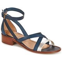 Schoenen Dames Sandalen / Open schoenen Casual Attitude COUTIL Blauw