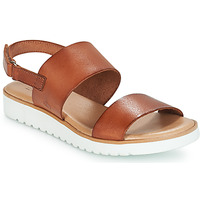 Schoenen Dames Sandalen / Open schoenen Casual Attitude FULIGULE Camel