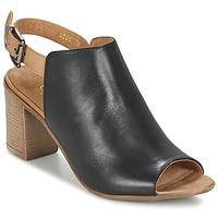 Schoenen Dames Sandalen / Open schoenen Casual Attitude SERIN Zwart
