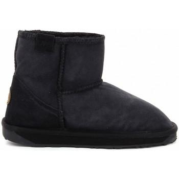 Schoenen Dames Laarzen EMU Botte  Stinger Mini Noir