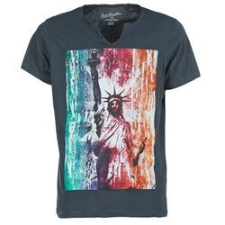 Textiel Heren T-shirts korte mouwen Best Mountain OBAN Marine