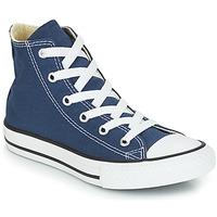Schoenen Kinderen Hoge sneakers Converse CHUCK TAYLOR ALL STAR CORE HI Marine