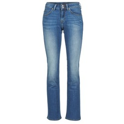 Textiel Dames Bootcut jeans Lee JOLIET Blauw / Medium