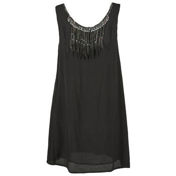 Textiel Dames Korte jurken See U Soon OCHORIO Zwart