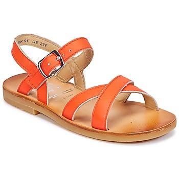 Schoenen Meisjes Sandalen / Open schoenen Start Rite NICE II Oranje