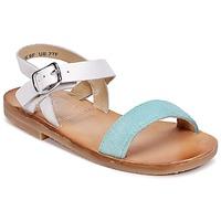 Schoenen Meisjes Sandalen / Open schoenen Start Rite FLORA II Blauw