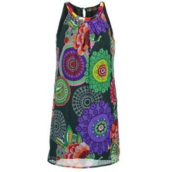 Textiel Dames Korte jurken Desigual ESTOLE Multi