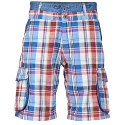 Textiel Heren Korte broeken / Bermuda's Desigual IZITADE Multi