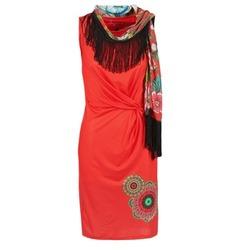 Textiel Dames Korte jurken Desigual USIME Rood