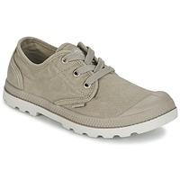 Schoenen Dames Lage sneakers Palladium US OXFORD Grijs
