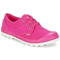 Schoenen Dames Lage sneakers Palladium US OXFORD Roze