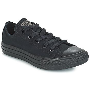d466b521945 Schoenen Kinderen Lage sneakers Converse CHUCK TAYLOR ALL STAR MONO OX Zwart