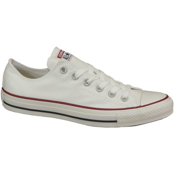 Schoenen Dames Lage sneakers Converse C. Taylor All Star OX Optical White  M7652 Wit