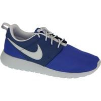 Schoenen Jongens Lage sneakers Nike Roshe One Gs 599728-410 Blue